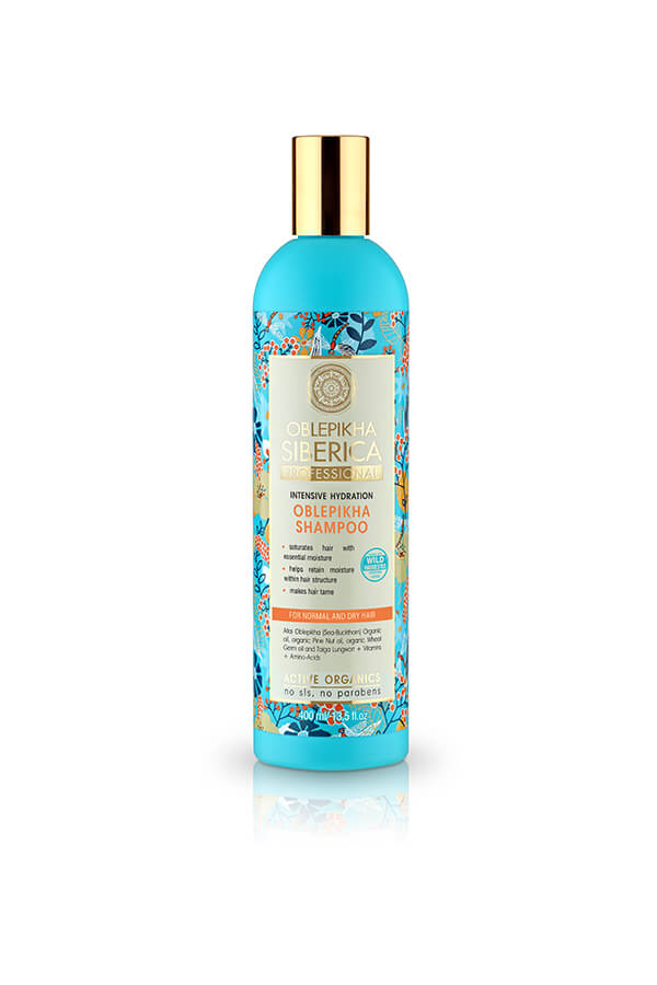 Natura Siberica Oblepikha Shampoo