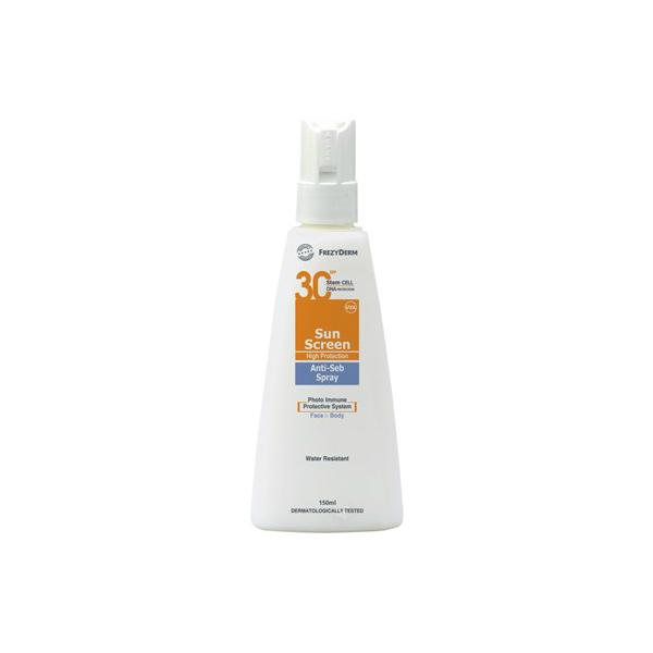 Frezyderm Screen Anti-Seb Spray SPF 30