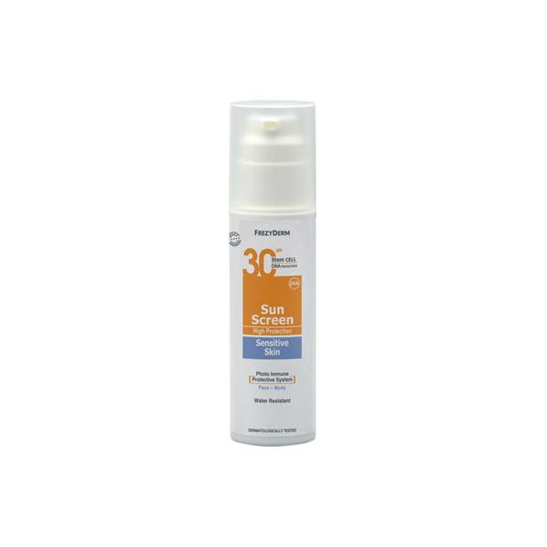 Frezyderm Sun Screen Sensitive Skin SPF 30