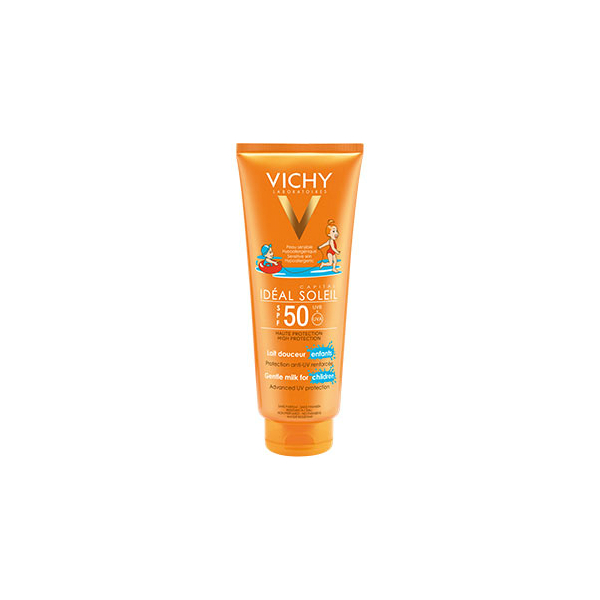 Vichy Soleil Milk for Children SPF50