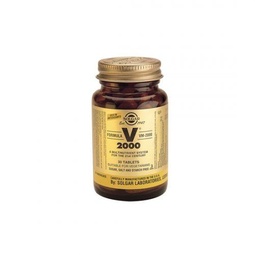 solgar πολυβιταμίνη v2000